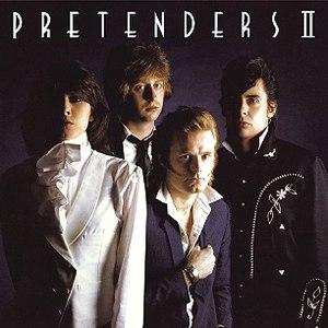 The Pretenders альбом Pretenders II