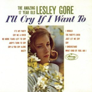 Lesley Gore альбом I'll Cry If I Want To
