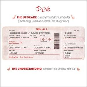 J-Live альбом The Upgrade