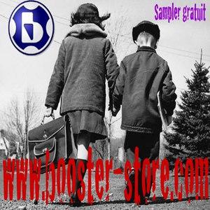 Booster альбом Sampler Booster