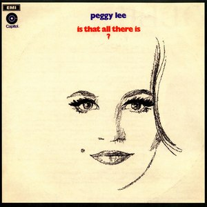 Peggy Lee альбом Is That All There Is?