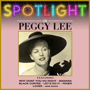 Peggy Lee альбом Spotlight On Peggy Lee