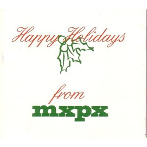 MxPx альбом Christmas Songs