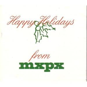 MxPx альбом Christmas Songs