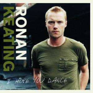 Ronan Keating альбом I Hope You Dance
