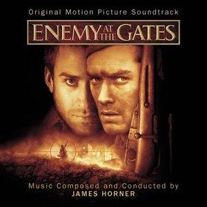 James Horner альбом Enemy at the Gates