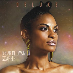 Goapele альбом Break of Dawn (Deluxe Edition)