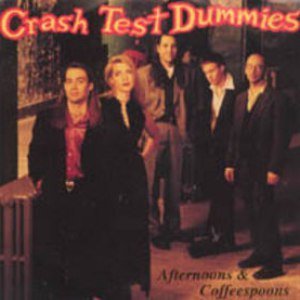 Crash Test Dummies альбом Afternoons & Coffeespoons