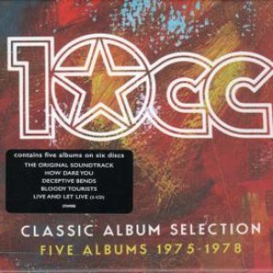 10CC альбом Classic Album Selection