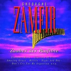 Gheorghe Zamfir альбом Zauber Der Panflöte (Best Of)