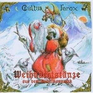 Cultus Ferox альбом Weihnachtstänze aus dem Dudelmannsack