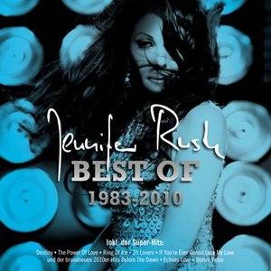 Jennifer Rush альбом Best Of 1983-2010