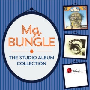 Mr. Bungle альбом The Studio Album Collection