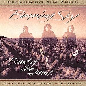 Burning Sky альбом Blood Of The Land