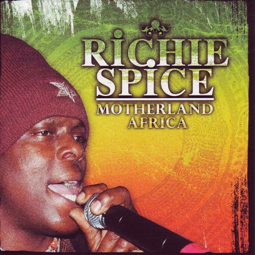 Richie Spice альбом Motherland Africa