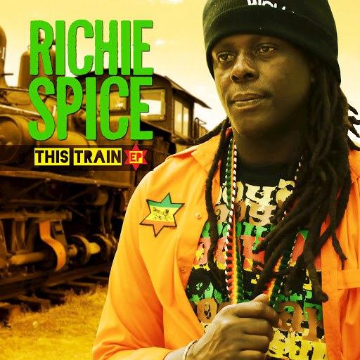 Richie Spice альбом This Train - EP