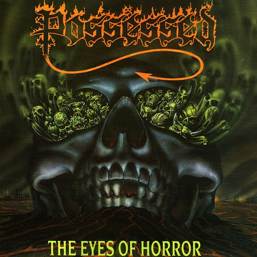 Possessed альбом The Eyes Of Horror - EP