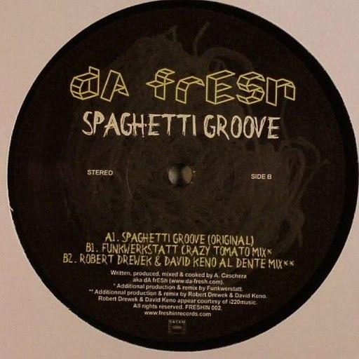 Da Fresh альбом Spaghetti Groove