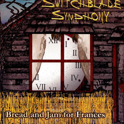 Switchblade Symphony альбом Bread And Jam For Frances