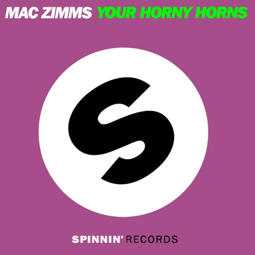Mac Zimms альбом Your Horny Horns