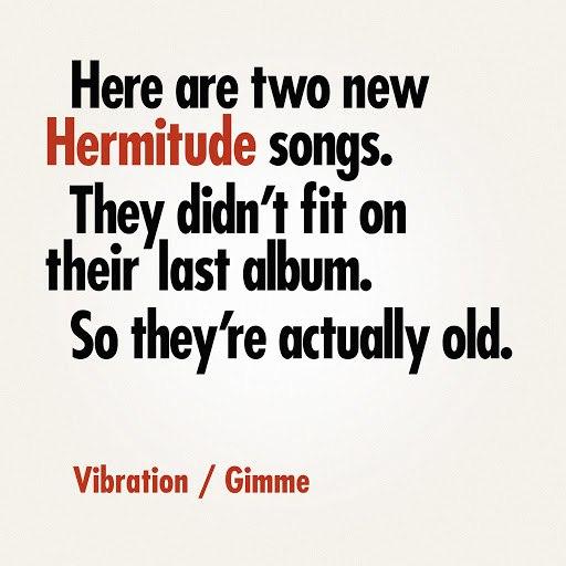 Hermitude альбом Vibration / Gimme