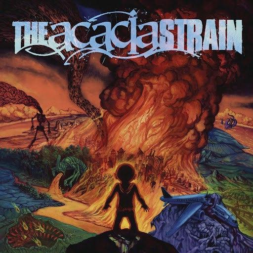 The Acacia Strain альбом Continent