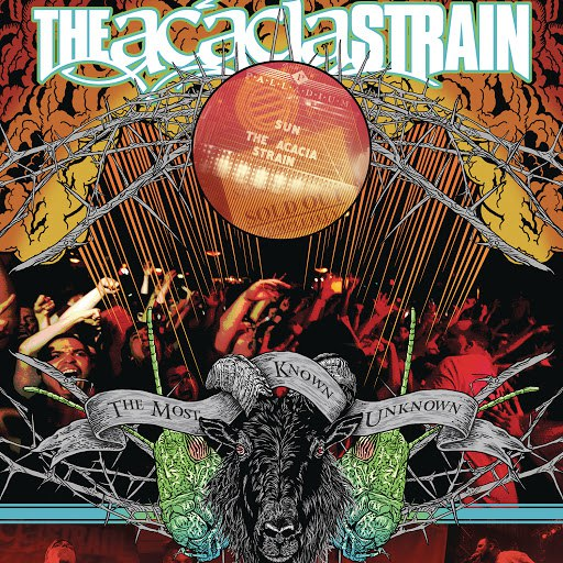 The Acacia Strain альбом The Most Known Unknown