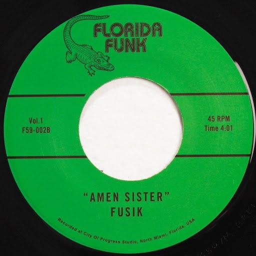 Fusik альбом Amen Sister