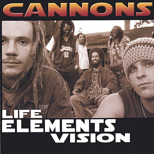 Cannons альбом Life-Elements-Vision