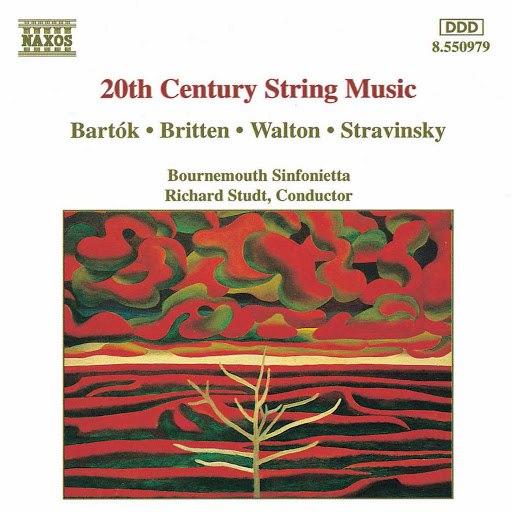 Bournemouth Sinfonietta альбом 20th Century String Music