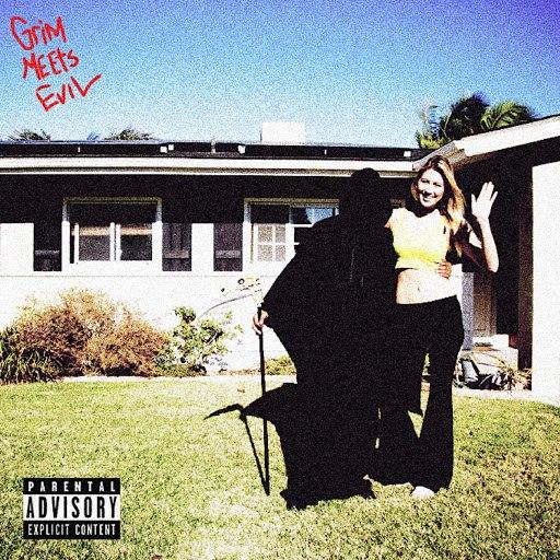 Azizi Gibson альбом Grim Meets Evil