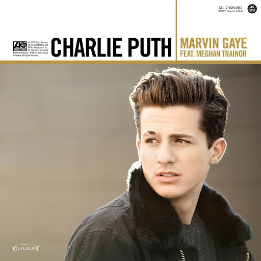Charlie Puth альбом Marvin Gaye (feat. Meghan Trainor)