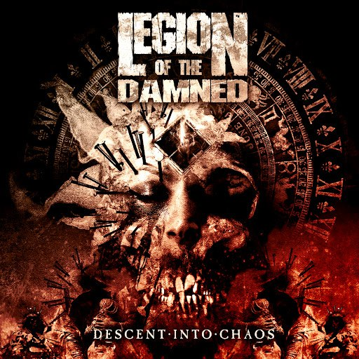 Legion of the Damned альбом Descent Into Chaos
