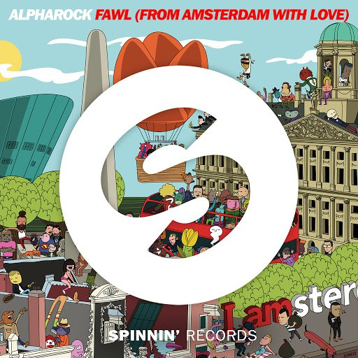 Alpharock альбом FAWL (From Amsterdam With Love)