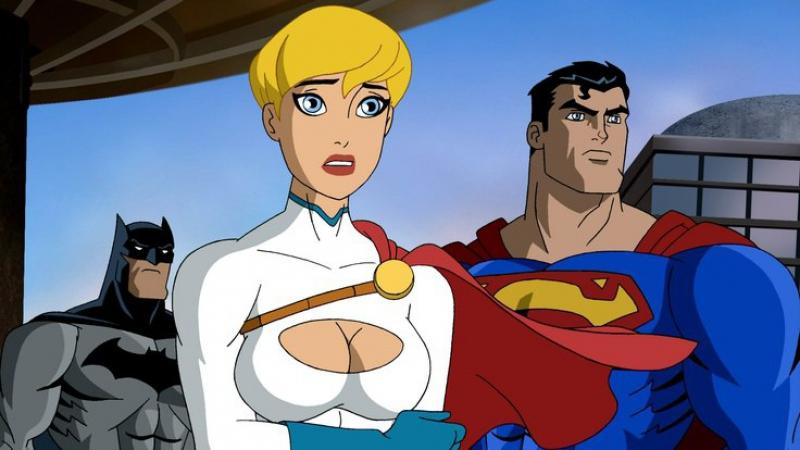 Бэтмен Супермен Враги Общества Superman Batman Public Enemies озвучка