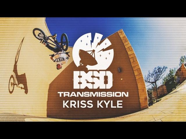 KRISS KYLE - BSD Transmission DVD Part