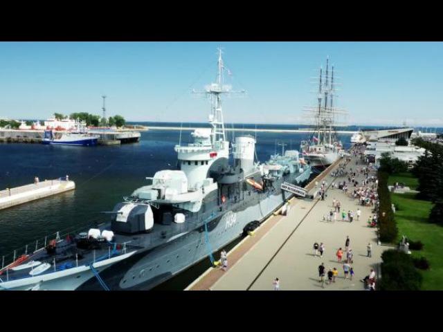 Эсминец ORP Byskawica. Морские легенды [World of Warships]