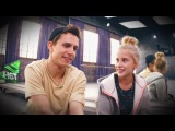 Танцы: Тэо и Оля Белянкина - Видеоблогеры (сезон 3, серия 20)