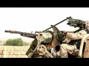 Libyan Revolution - Rebels rock with the 14.5mm AA gun