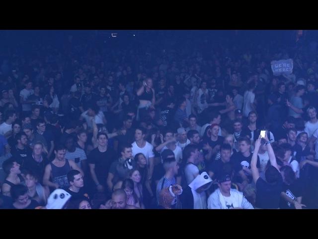 Axel Boy B2B Ponicz - Live @ Animalz 2016 (Dock Pullman, Paris)
