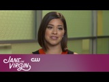 Jane The Virgin Gina Rodriguez Interview The CW