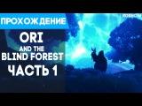 Ori and The Blind Forest ПРОХОЖДЕНИЕ ЧАСТЬ 1