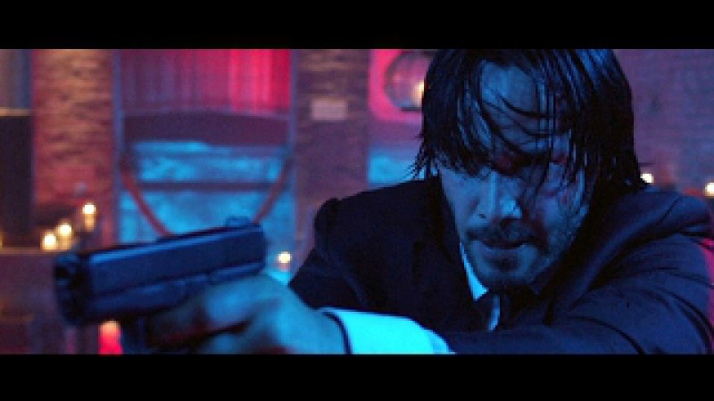 John Wick 2014 Red Circle Club Scene 1080p Blu Ray