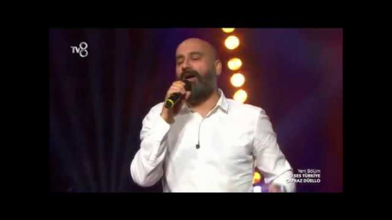 İpekLevent ve Dodan Özer çapraz düellosu O Ses Türkiye