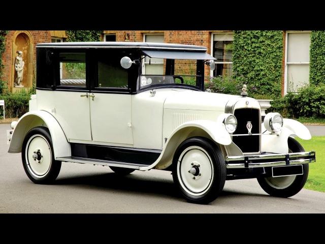 Dort Six Coupe 1924
