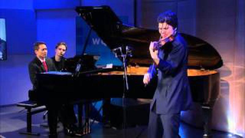 Augustin Hadelich plays Tchaikovsky: Valse-Scherzo Op. 34