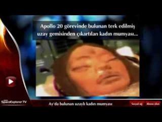 nasa aya bir daha neden gitmedi gitti ise neden gizledi aydaki uzaylı kadın mumyası youtube 768