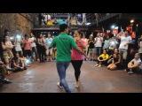 Kadu & Vivi - Dançando Sambamaniacos 2014