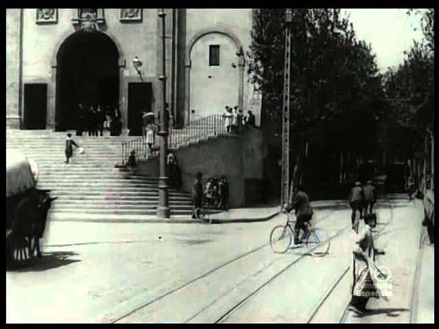 1908 ► Barcelona en tranvía