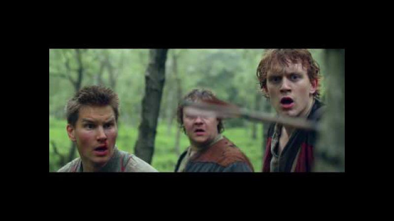 Эспен в королевстве троллей 2017 трейлер